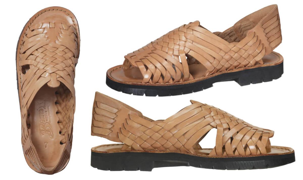 1b20213168bc9 Brand X Huaraches Clothing- Sandals, Leather Sandals, Mexican Huaraches